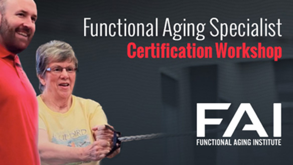 Functional Aging Specialist™