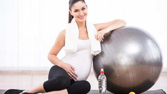 Training Pregnant and Post Partum
